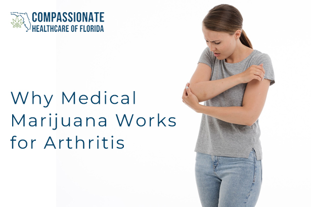 Medical Marijuana Works for Arthritis