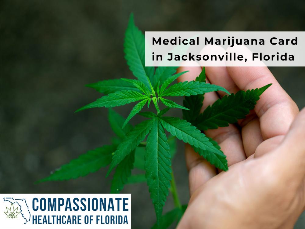 Medical Marijuana Card in Jacksonville, Florida