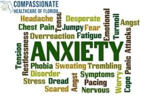 The Benefits of Medical Marijuana When Treating Anxiety