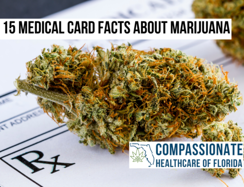 15 medical card facts about marijuana