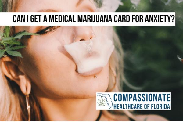 medical marijuana card for anxiety