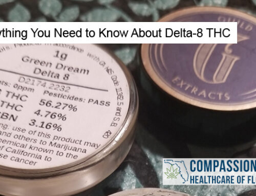 Everything You Need to Know About Delta-8 THC