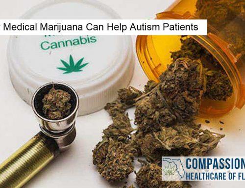 How Medical Marijuana Can Help Autism Patients